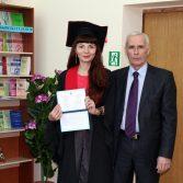 Фото №15: Свято вручення дипломів випускникам-магістрам 2017!