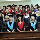 Фото №19: Свято вручення дипломів випускникам-магістрам 2017!