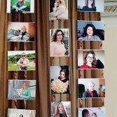 Фото №1: «Чаруюча жіночність»: виставка фотопортретів у стінах НАСОА.