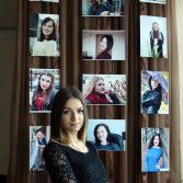 Фото №3: «Чаруюча жіночність»: виставка фотопортретів у стінах НАСОА.