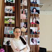 Фото №4: «Чаруюча жіночність»: виставка фотопортретів у стінах НАСОА.
