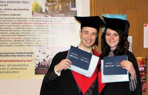 Фото: Подвійні дипломи.