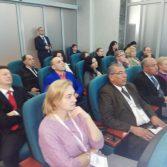 XV Міжнародна науково-практична конференція з нагоди дня працівників статистики «Порівняльні статистичні дослідження розвитку соціально-економічних систем». Фото №16.