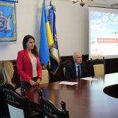 Студенти та керівництво Академії зустрілись з представниками Асоціації сертифікованих присяжних аудиторів в Україні. Фото №3.