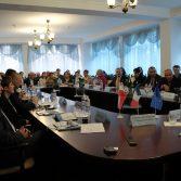 XV Міжнародна науково-практична конференція з нагоди дня працівників статистики «Порівняльні статистичні дослідження розвитку соціально-економічних систем». Фото №5.