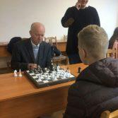 Шахово-шашковий турнір. Фото №1.