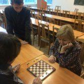 Шахово-шашковий турнір. Фото №3.
