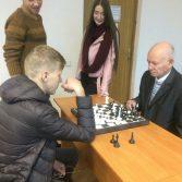 Шахово-шашковий турнір. Фото №2.