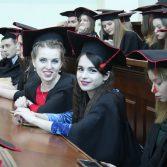 Свято вручення дипломів випускникам магістрам. Фото №4.