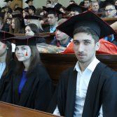 Свято вручення дипломів випускникам магістрам. Фото №5.