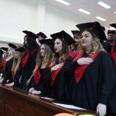 Свято вручення дипломів випускникам магістрам. Фото №23.