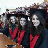 Свято вручення дипломів випускникам магістрам. Фото №24.