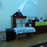 Відбулася XVI Всеукраїнська студентська конференція. Фото №2.