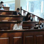 ІІ етап Всеукраїнської студентської олімпіади з дисципліни «Статистика». Фото №1.
