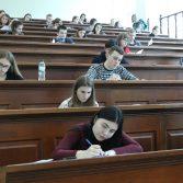 ІІ етап Всеукраїнської студентської олімпіади з дисципліни «Статистика». Фото №2.