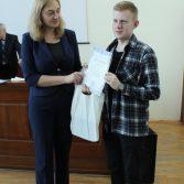 ІІ етап Всеукраїнської студентської олімпіади з дисципліни «Статистика». Фото №6.