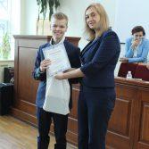 ІІ етап Всеукраїнської студентської олімпіади з дисципліни «Статистика». Фото №8.
