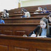 ІІ етап Всеукраїнської студентської олімпіади з дисципліни «Прикладна статистика». Фото №2.