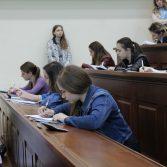ІІ етап Всеукраїнської студентської олімпіади з дисципліни «Прикладна статистика». Фото №5.
