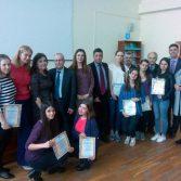 ІІ етап Всеукраїнської студентської олімпіади з дисципліни «Прикладна статистика». Фото №1.