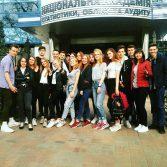 Екскурсія до Академії абітурієнтів з міста Чигирин, Черкаської області. Фото №2.