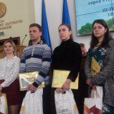 Вітаємо учасницю II етапу Всеукраїнської олімпіади зі спеціальності «Облік і оподаткування». Фото №6.