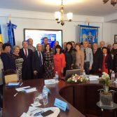 Підсумки V міжнародної науково-практичної конференції «Стратегія розвитку України: фінансово-економічний та гуманітарний аспекти». Фото.