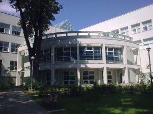 Университет Стефан Чел Маре в Сучаве.